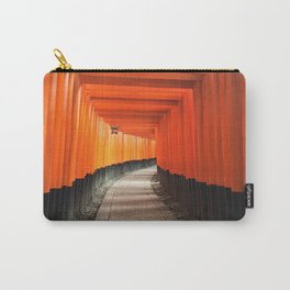 Fushimi Inari Shrine Carry-All Pouch