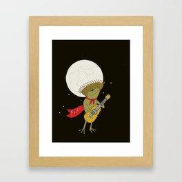 Coquí Framed Art Print
