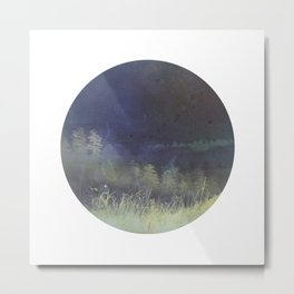 Planet 501110 Metal Print