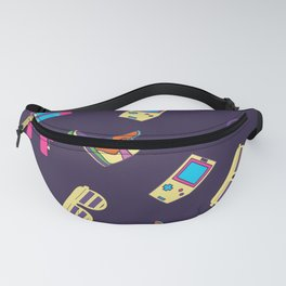 Game Fanny Pack
