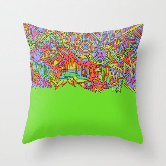 Maccles Throw Pillow