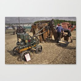 Ruston AP 4  Canvas Print
