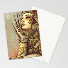 Zodiac Sign: Leo Stationery Cards