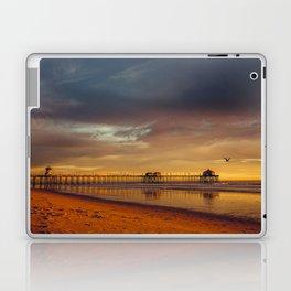 Th Golden Hour Laptop & iPad Skin