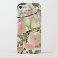 blush iPhone & iPod Cases featuring Blush by Bella Blue Photography