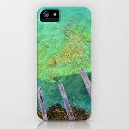 Uluwatu Reef, Bali iPhone Case