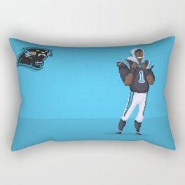 Cam Newton Rectangular Pillow