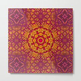 Kaleidoscope Dream Metal Print