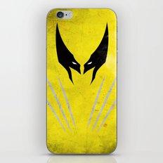Wolverine iPhone & iPod Skin
