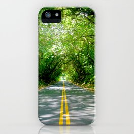 The Old Pali Cathedral iPhone Case