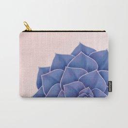 Big Echeveria Design Carry-All Pouch