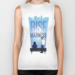 Rise Above The Madness Biker Tank