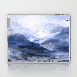 Blue Mountain Laptop & iPad Skin
