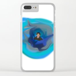 James Nathan Briggs Clear iPhone Case