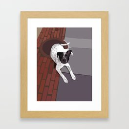 Ramsey Framed Art Print