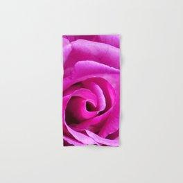Fuschia Rose Hand & Bath Towel
