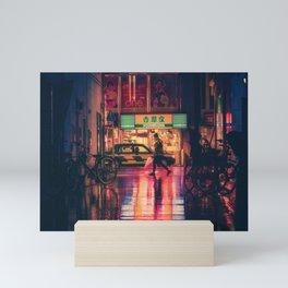 Aesthetic 1 Mini Art Print