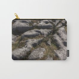 Burren Rocks Carry-All Pouch