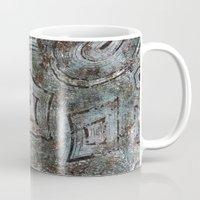 malachite Mugs featuring Malachite by RubenBer