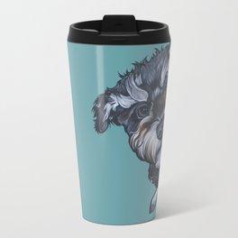 Benji the Schnoodle Travel Mug