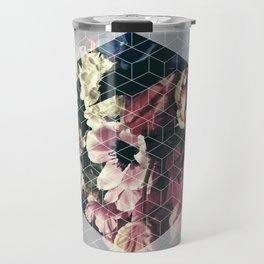 Spring Geometry Travel Mug