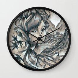 Nao-Ki Wall Clock