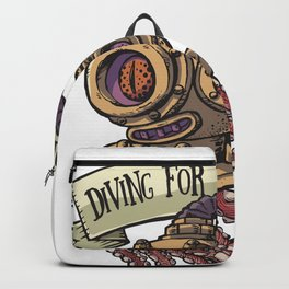 Octopus Diver Backpack