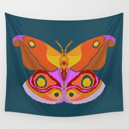 Empress Butterfly Wall Tapestry