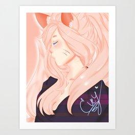 Evey Art Print