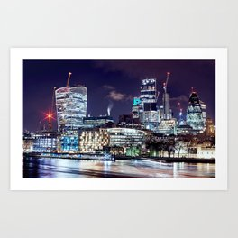 London, England 33 Art Print