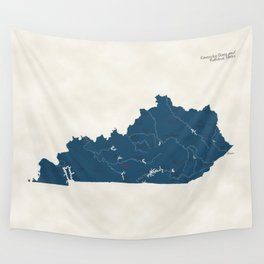 Kentucky Parks - v2 Wall Tapestry