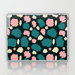 abstract paint swatches Laptop & iPad Skin