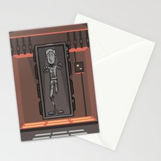 EP6 : Han Solo in Carbonite Stationery Cards