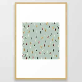 Inkanyamba Framed Art Print