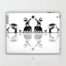 Animal Stack Laptop & iPad Skin
