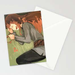 Spice and Wolf Stationery Cards