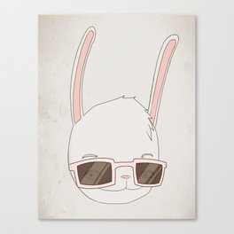 빠숑토끼 fashiong tokki Canvas Print