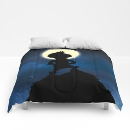 Never Stop Dreaming Comforters