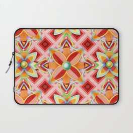 Suzani Compass Rose Laptop Sleeve