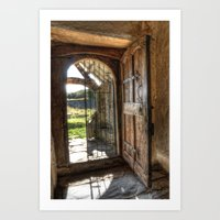 doors Art Prints featuring Doors by Darren Wilkes Fine Art Images