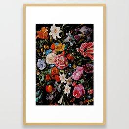 Night Garden XXXVI Framed Art Print