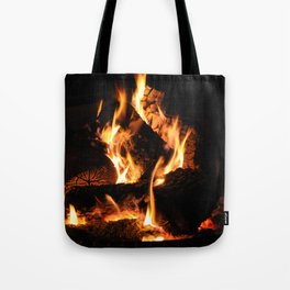 Warm me up Tote Bag