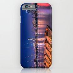 Blue Night. Cambridge MA Slim Case iPhone 6s