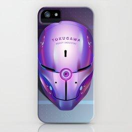 Grayfox iPhone Case