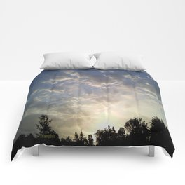 """ Sunset Glow "" Comforters"