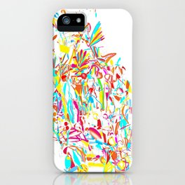 Holy Massive iPhone Case