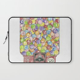 Gumballs Laptop Sleeve