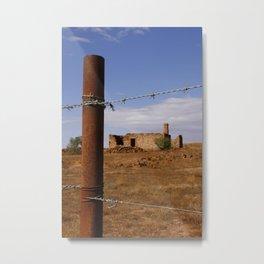 Australian Outback Metal Print