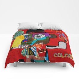 COLORISM/COLORIST Comforters