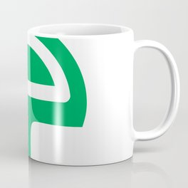 e logo Coffee Mug